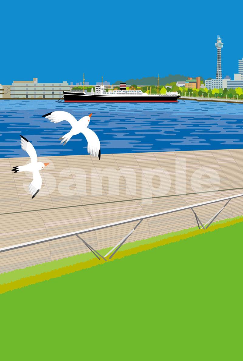 image of 夏の風